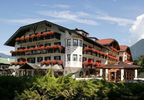 panorama Hotel Zugspitze