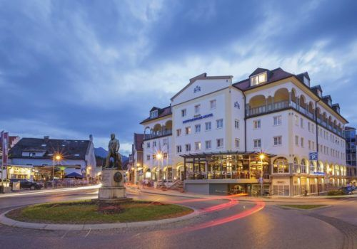 panorama Luitpoldpark Hotel